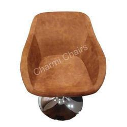 Brown Oyster Lounge Chair