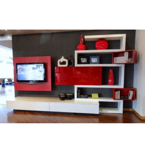 Wall Mounted Led Tv Wall Unit Rs 700 Square Feet Alfa Bee