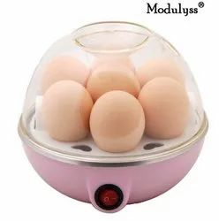 Egg Boiler Electric Automatic Off 7 Egg Poacher for Steaming, Cooking, Boiling and Frying