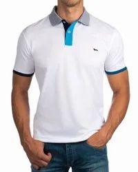 Half Sleeve Men Corporate T Shirt