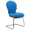 Armless Office Executive Chair