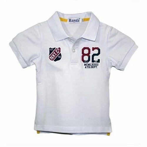 0e761ab24de8 Baby Boys Cotton Kids Polo T-Shirt, Rs 150 /piece, Sri Appan ...