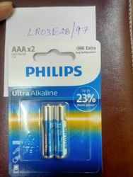 PHILIPS LR03E2B/97 ULTRA ALKALINE BATTERY