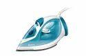 Blue Philips Easy Speed Steam Iron Gc2040-70