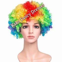 Joker Wig, Size: Free Size