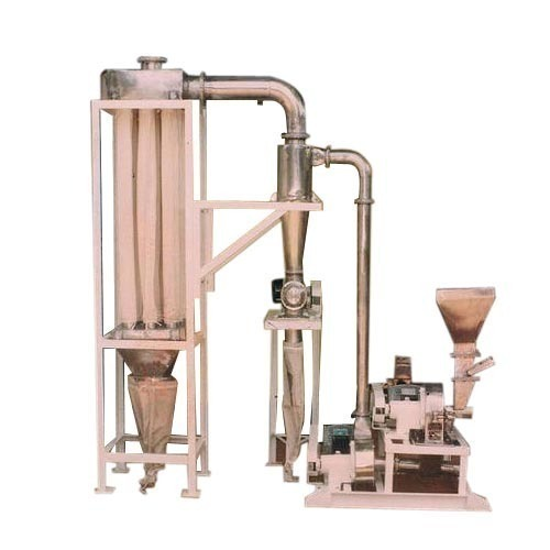 SS Ducting Impex Pulverizer