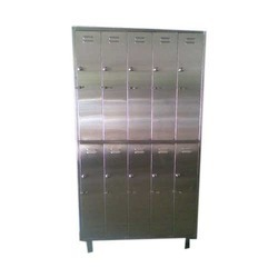 Standard Stainless Steel Locker