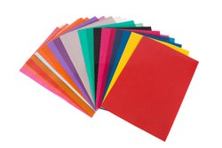 Classik Cross Line Binding Polypropylene Sheets  (0.18 mm)