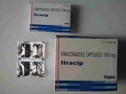 ITRACONAZOLE 100/200 MG