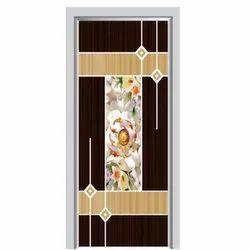 Matte PVC Micro Coated Interior Lamination Door