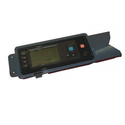 Black Control Panel Display Assembly