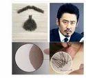 Men Fake Beard Human Hair For Acting