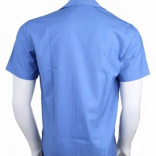 Blue Lab Coat