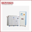 Three Phase Variac Type Servo Stabilizers - Air Cooled