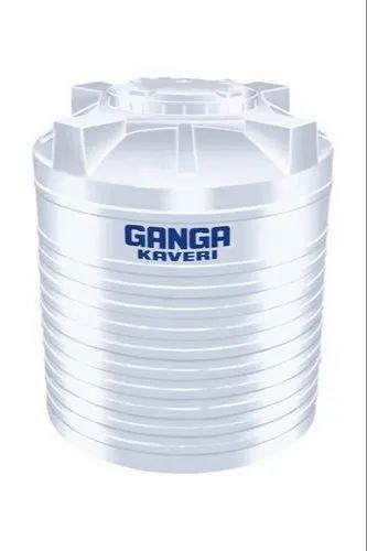 500 To 5000 L Yellow Ganga Kaveri Triple Layer Water Tank Rs 6 1 Litre Id 18445888073