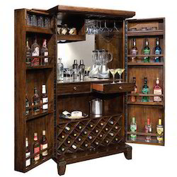 Modern Bar Cabinet Furniture Rs 1500 Square Feet Ldr Traders Id