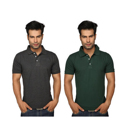 Mens Collar Polo T-shirts