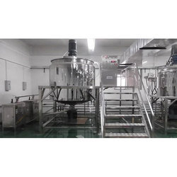 Caustic Chlorine Plant Service