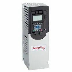 Drive And Motor Rockwell Powerflex