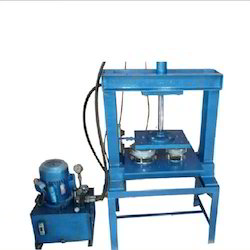 Semi - Automatic Paper Plate Making Machine