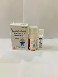 Cefpodoxime Proxetil 100 Mg/5 Ml