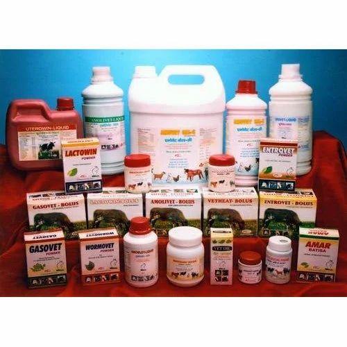 Herbal Veterinary Drug