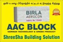 Heat Resistant AAC Blocks