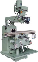 Heavy Duty Turret Milling Machine