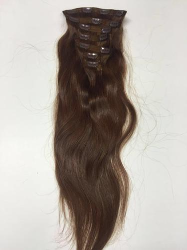 Clip On Hair Extension, For Personal