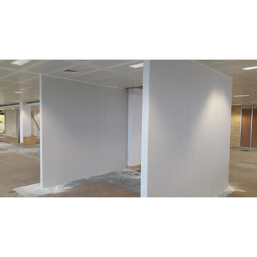 Fiber Cement Dry Wall Partition At Rs 120 Square Feet