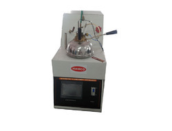 Automatic PMCC Flash Point Tester