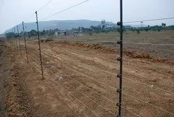Solar Power Fencing (1000 Meter)