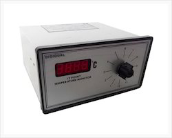 12 Channel Digital Temperature Indicator