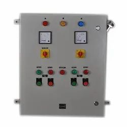 Electrical Starter Control Panel