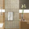 Glass Crystal  Mosaic Tiles for Bathroom
