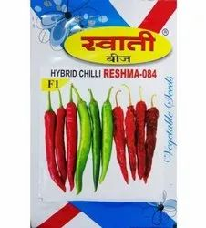 Swati Hybrid Chilli Seeds, Packaging Size: 10 g