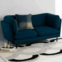 Suede Two Seater Sofa