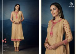 Mehreen Series 109-116 Stylish Party Wear Georgette Suit