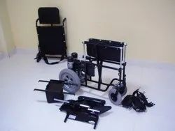 Folding Motorized Wheel Chair