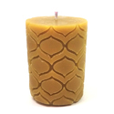 Small Mimosa Candle