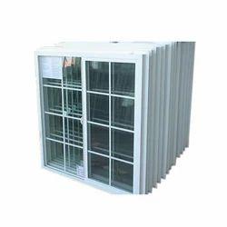 White Aluminium Windows Grill