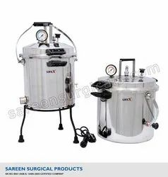 Autoclave Cooker Type Stainless Steel