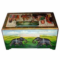 Wooden Antique Box