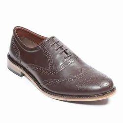 Casual Black Men Fancy Shoe
