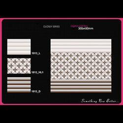 3D Inkjet Ceramic Wall Tiles