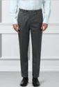 Grey Raymond Slim Fit Trouser, Size : 34, 30