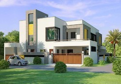 According To The Project House Architectural Designing Services