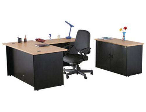 7e58e9f3898 L Shape Wooden Executive Office Table