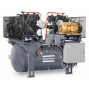 LS and LP Cast Iron Piston Compressors