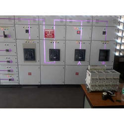 50 Hz Ms Electrical Switchgear, 380v, High-Voltage